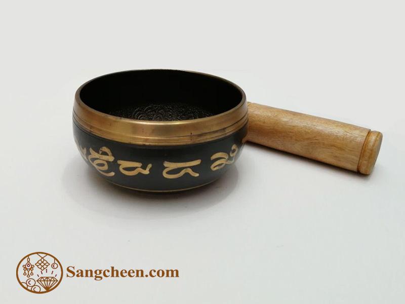 کاسه تبتی مشکی