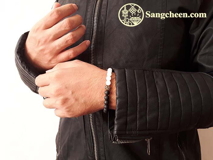 دستبند یین و یانگ مردانه