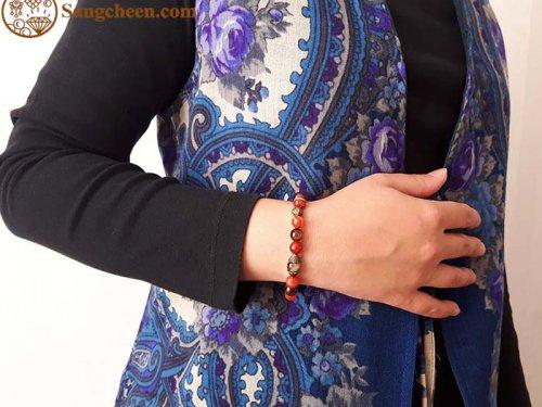 دستبند عقیق اصل